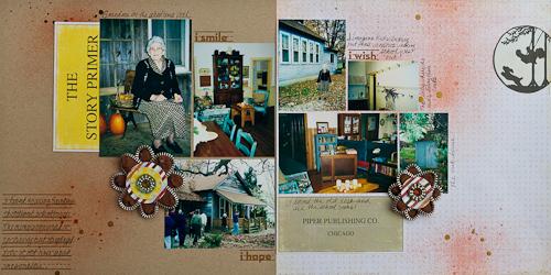 Grandma's Schoolhouse-1