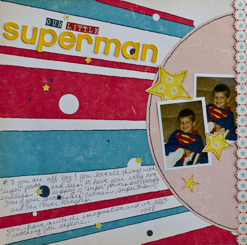 Our Little Superman-1