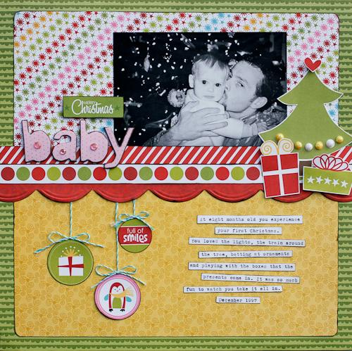 Merry Christmas Baby-1