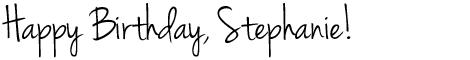 Happy-Bday-Stephanie_title