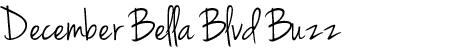 Dec-Bella-Blvd-Buzz_title