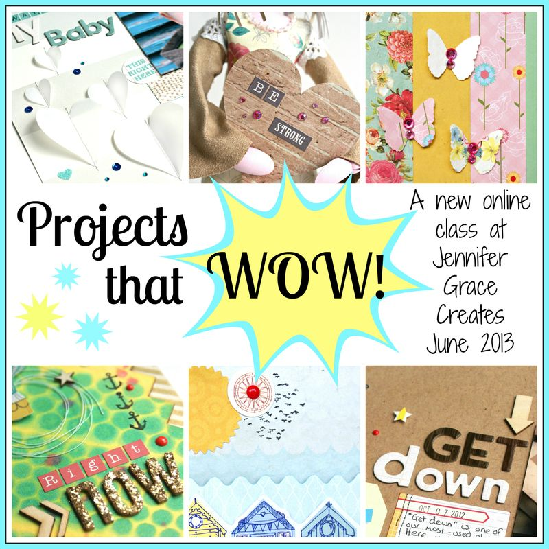 Projects that WOW Graphic to Share
