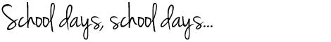 SchoolDays_header