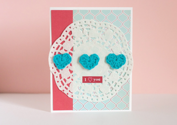 Love Card by Francine Clouden
