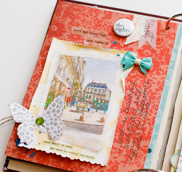 FranceMiniAlbum_DianePayne_closeup-1