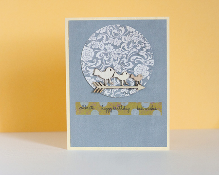 Birthday Card by Francine Clouden