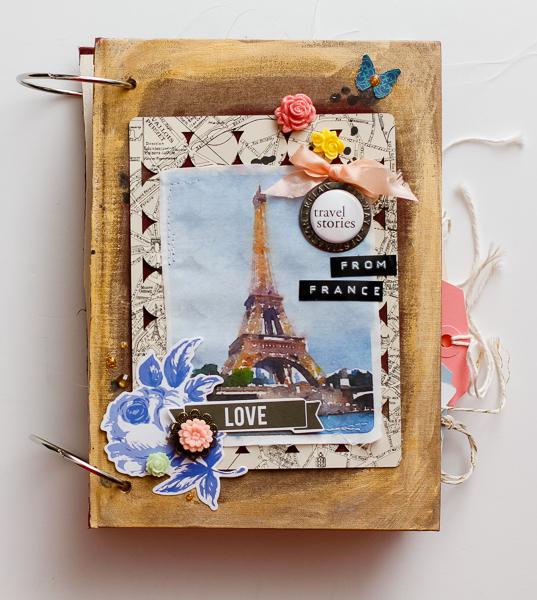 FranceMiniAlbum_DianePayne_cover-1