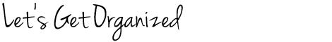 Organized_header